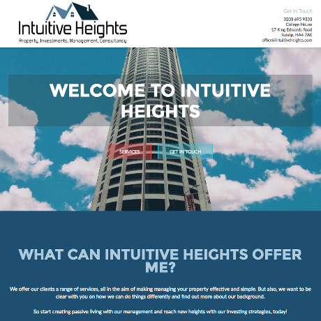 Intuitive Heights